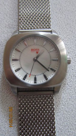 Hugo Boss Hb.  70.  3.  14.  2151 Herrenuhr Bild