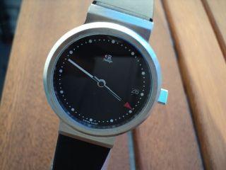 Cr Desigen Swiss Made Herren Armband Uhr Bild