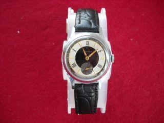 Armbanduhr Junghans 50er 60er Jahre Handaufzug Bild