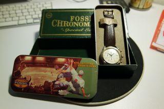 Fossil Herrenuhr Chronomaster Bild