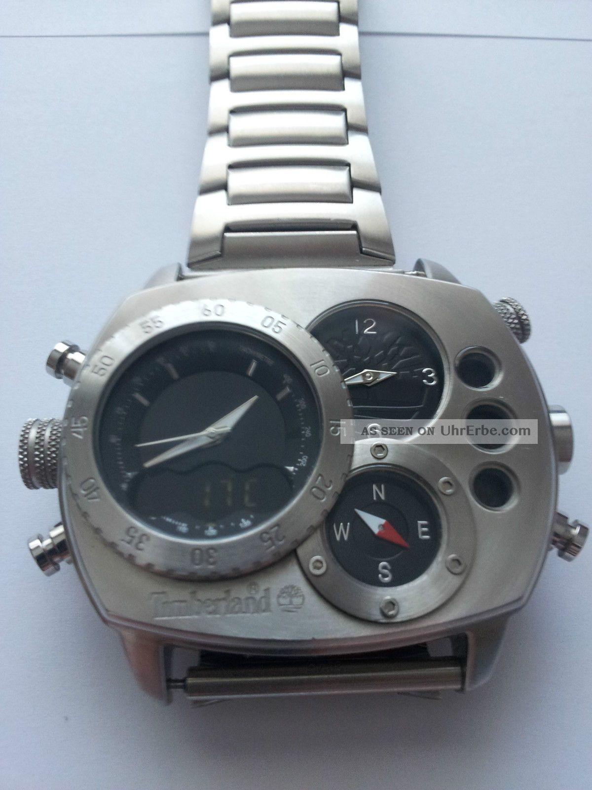 Timberland Qt8161101 Armbanduhr Für Herren Armbanduhren Bild