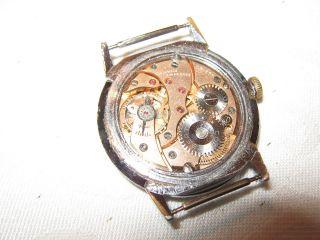 Cortebert Cal.  877 Precision Uhr Feines Werk Bild