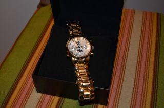 R.  U.  Braun Automatic 35 Jewels Elegante Herren Armbanduhr Bild