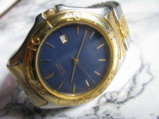 Citizen - Herren - Armbanduhr Mit Quarzwerk Und Datumsanzeige Bild