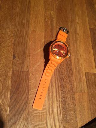 Oozoo Uhr Armbanduhr Orange Bild