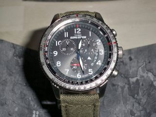 Timex Expedition Military Chronograph Armbanduhr Herren (t49823) Bild