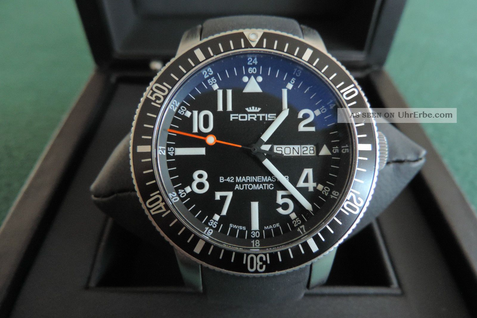 Fortis B42 Marinemaster Armbanduhren Bild
