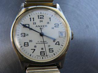 Anker 100 17 Rubis Handaufzug Bild