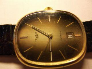Timex Bj 1979 Neupreis 1979 - 700,  - Dm Läuft Nicht Mehr Sammlerstück Bild