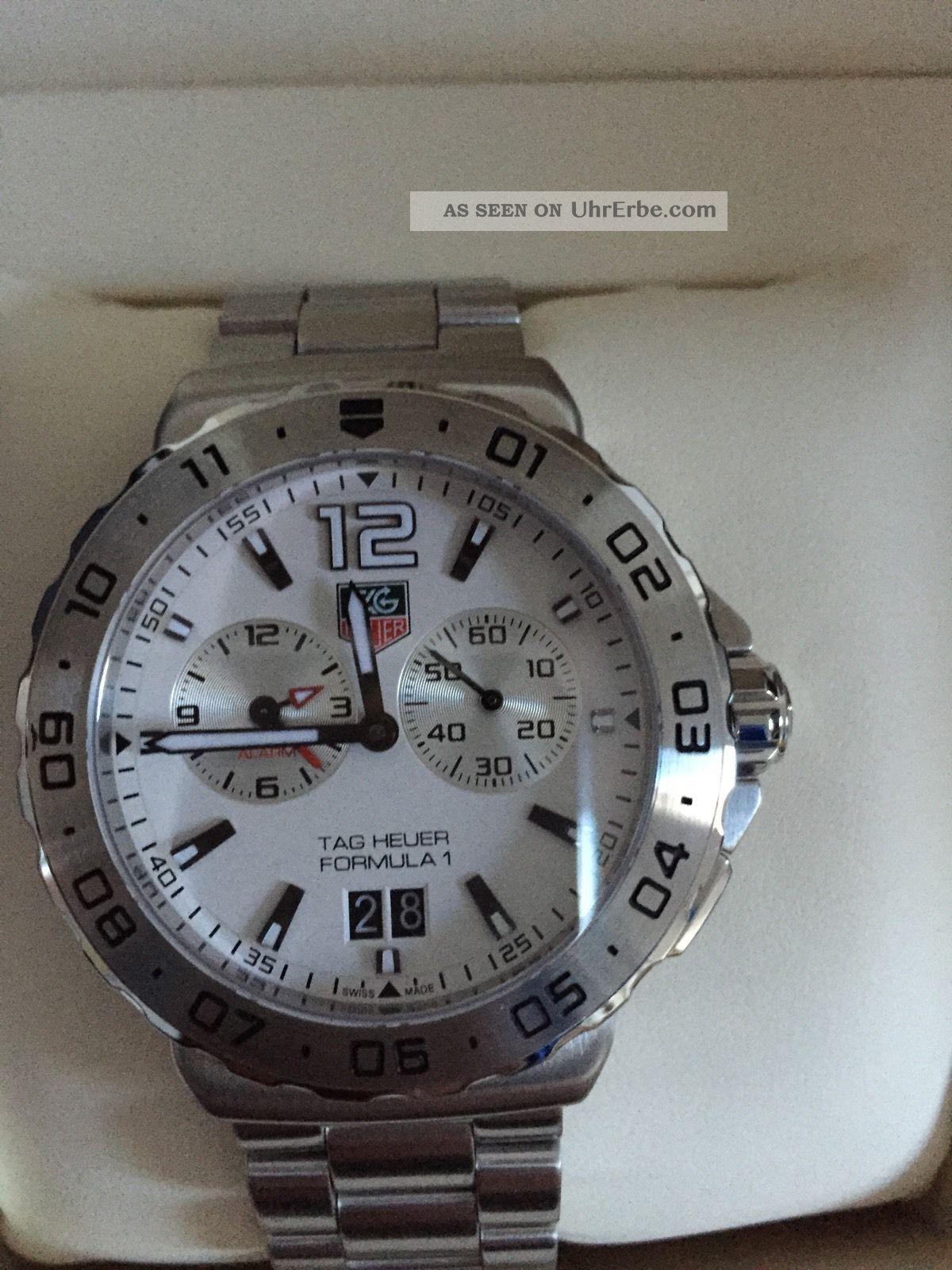 Tag Heuer Formula 1 Grande Date Alarm Armbanduhren Bild