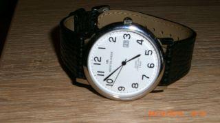 Meister - Anker Quartz Armbanduhr Lederarmband Bild