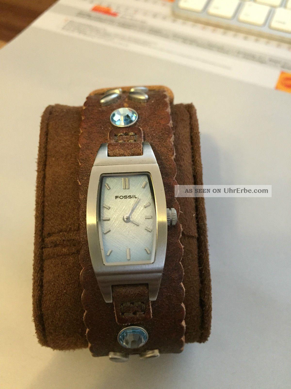 Fossil Damen Armbanduhr Wie Armbanduhren Bild
