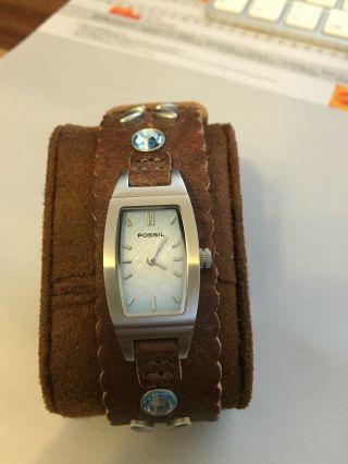 Fossil Damen Armbanduhr Wie Bild