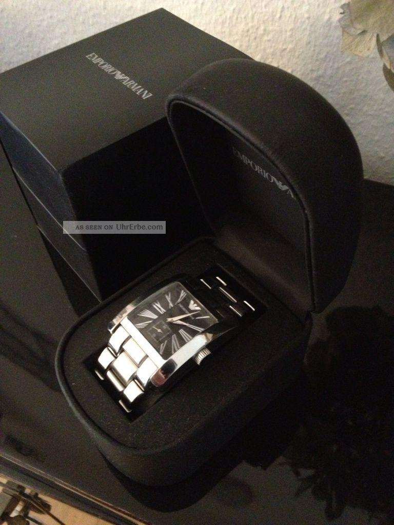 Armani Armbanduhr Herren Emporio Armani Armbanduhren Bild
