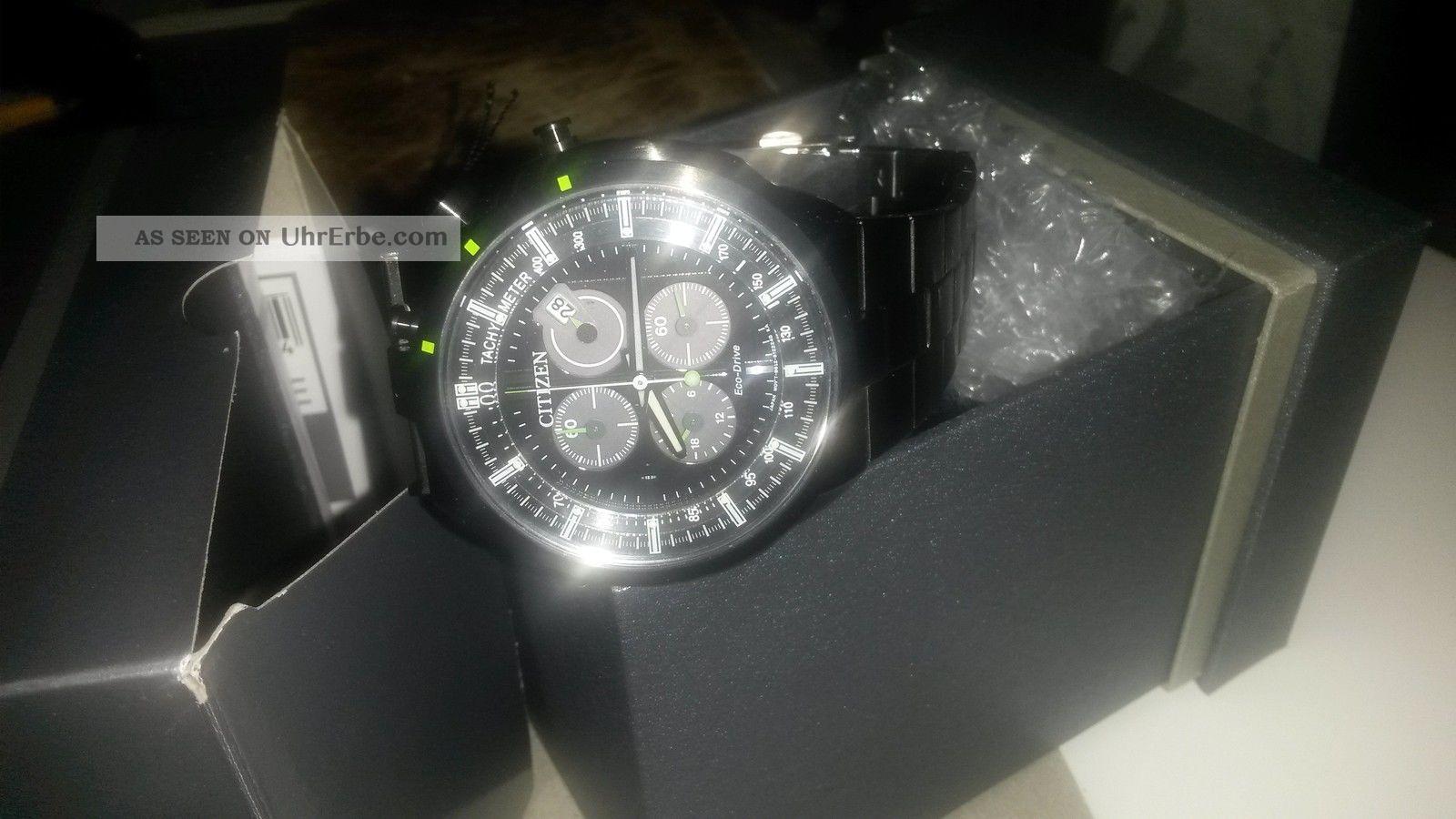 Citizen Eco - Drive Mit Etikett Armbanduhren Bild