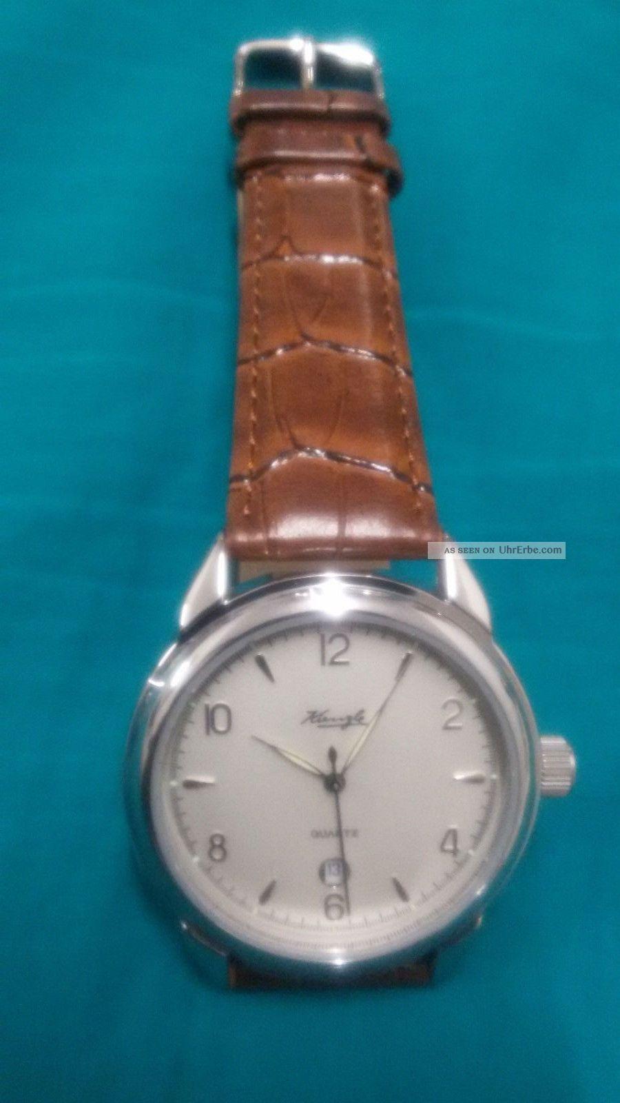 Uhr,  Kienzle Herrenarmband Uhr Armbanduhren Bild