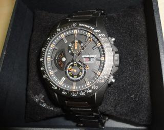 Chronograph Jacques Lemans Liverpool Gmt Schwarz Metallarmband 1 - 1635 Bild