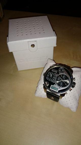 Diesel Armbanduhr Dz7125 Herrenuhr Xl Bild