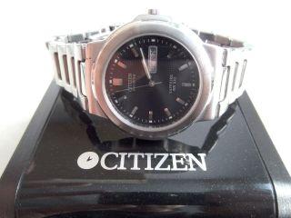 Herren Armbanduhr Citizen Eco - Drive Bild