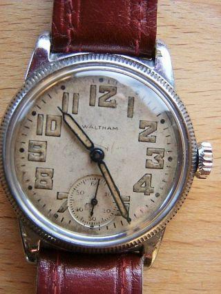 Waltham Armbanduhr Bild