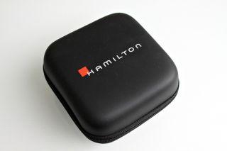 Hamilton Uhren Service/reisebox - FÜr Ventura - Jazzmaster - Khaki - Aviation Bild