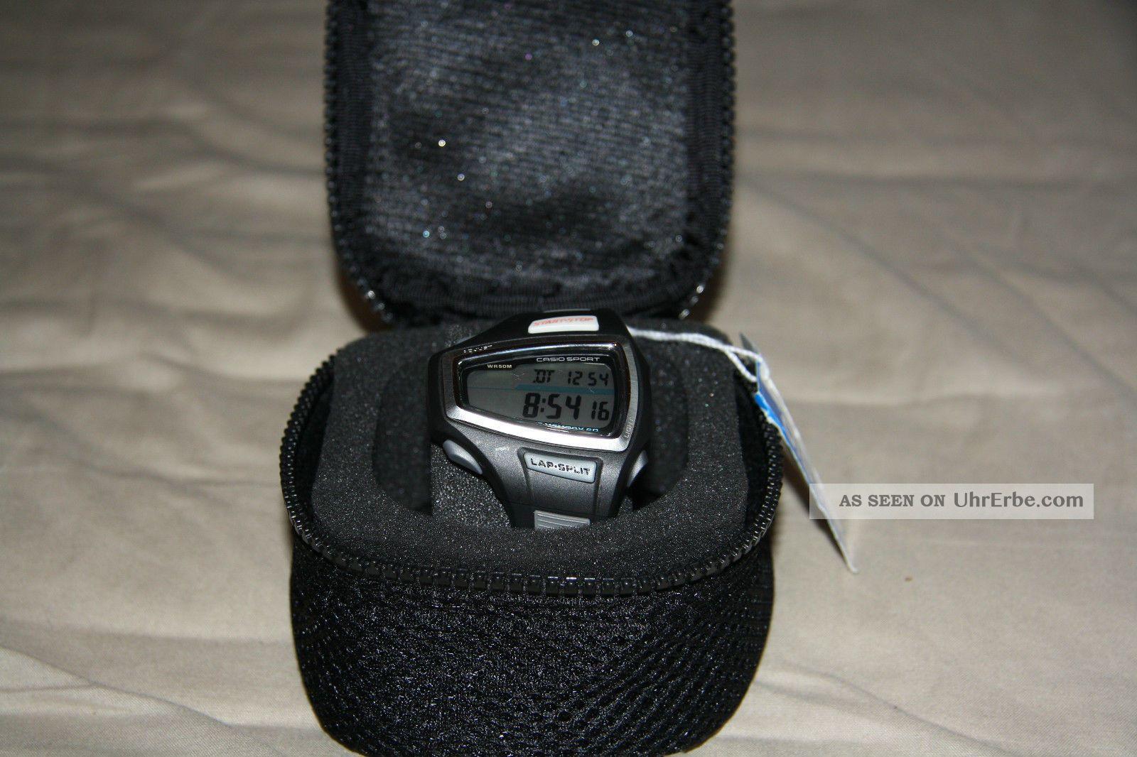 Casio Sport Uhr Str - 900 - 1ver Mit Etikett Armbanduhren Bild