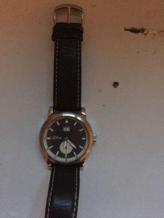 Armbanduhr Für Herren Von S.  Oliver Bild