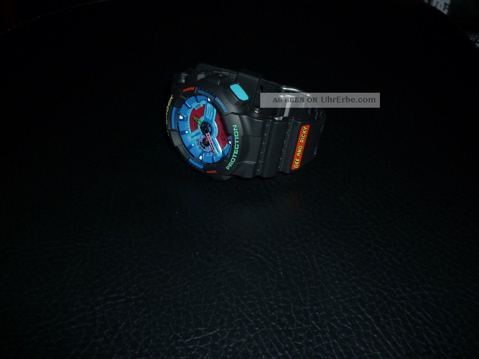 G - Shock Armbanduhren Bild