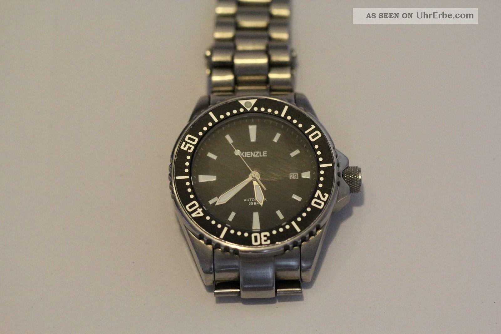 Kienzle Herrenuhr Automatic Armbanduhren V710 9113 7320 Armbanduhren Bild