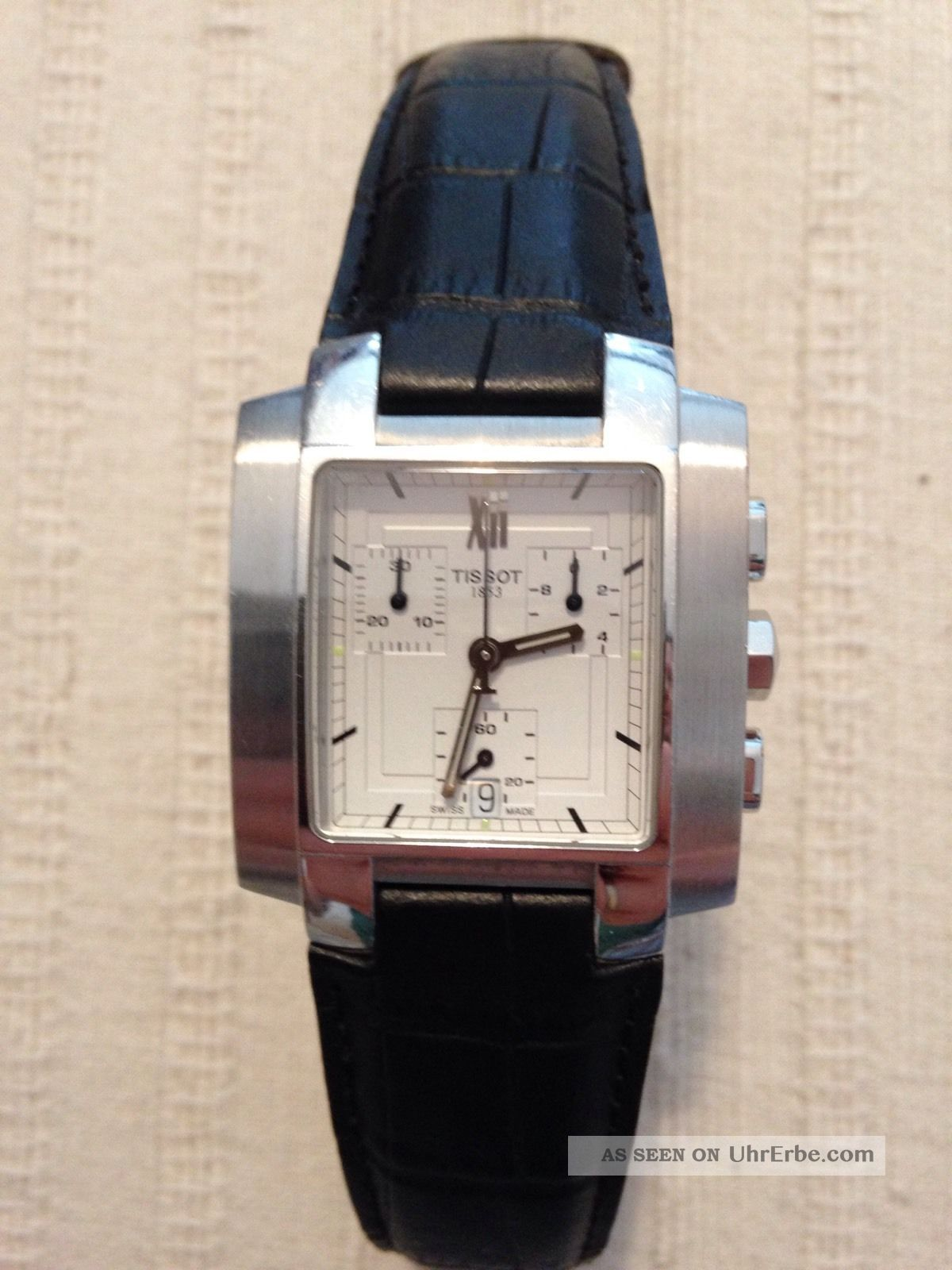 Tissot Herrenarmbanduhr Armbanduhren Bild