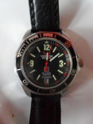 Vostok Submarine K - 3 Automatik,  0318/3000 Lim.  Edition Bild