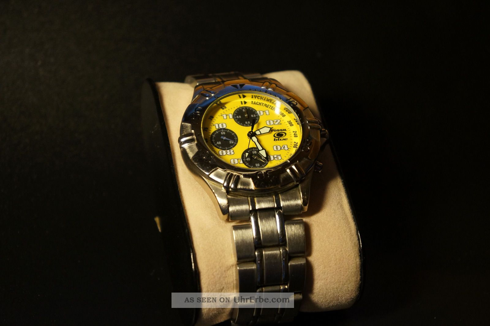 Fossil Herrenarmbanduhr Armbanduhren Bild