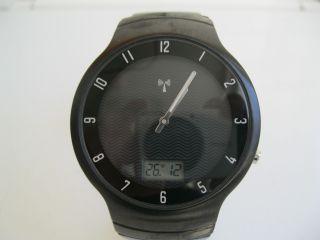 Herren Armbanduhr Tcm Funkuhr - Das Armband Ist Nicht VollstÄndig Bild