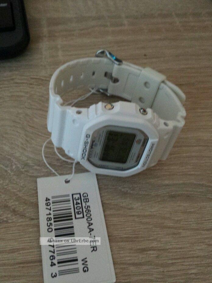 Casio G - Shock Glx - 5600 - 7er Armbanduhr Für Herren Armbanduhren Bild