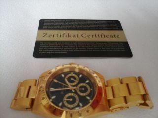 Burgmeister Armbanduhr Bild