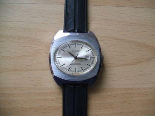 Uhr Sammlung An Bastler Alte Anker Mechanisch - Handaufzug 17 Jewels Herrenuhr Bild