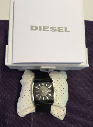 Diesel Herrenuhr Dz1294 Quarz Mit Etikett Und Ovp Np:129,  00€ Bild