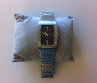 Dkny Time Herren - Armbanduhr Edelstahl Top Bild