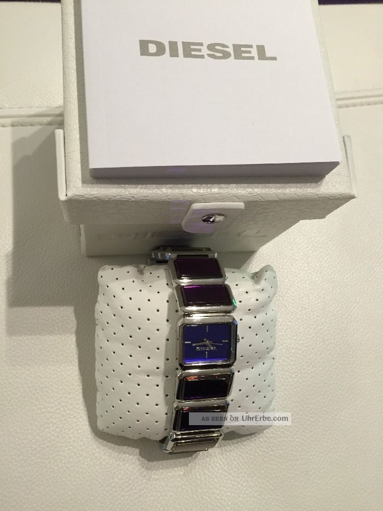Diesel Damenuhr Dz5156 Mit Ovp Und 2 Jahren Np:169,  00€ Armbanduhren Bild