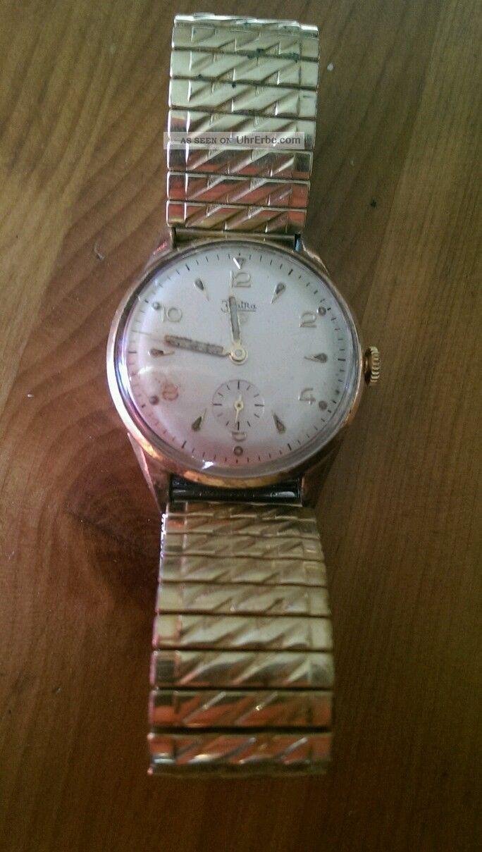 Herrenuhr Zentra Armbanduhren Bild
