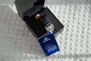 Festina 6728 Herren Armbanduhr - Nie Getragen In Verpackung Bild