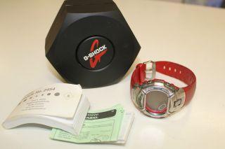 Casio G - Shock 2454 Rot Herrenuhr Uhr Armbanduhr - Bild