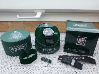Citizen Bn0110 - 57e Tough Titanium Eco Drive Bild