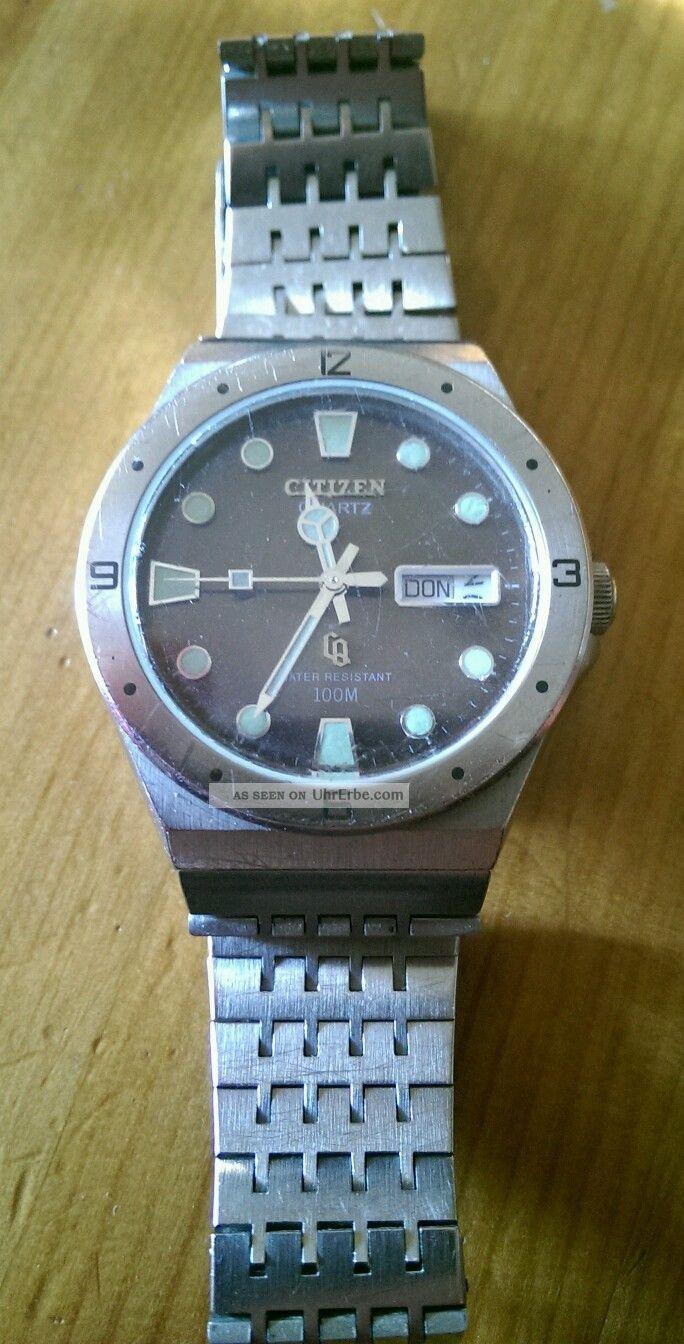 Herrenuhr Citizen Armbanduhren Bild