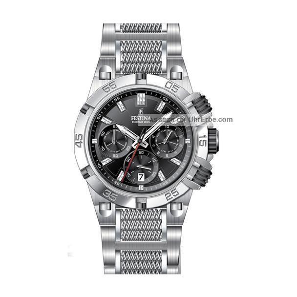 Festina Tourchrono 2014 - F16774/4 Armbanduhren Bild