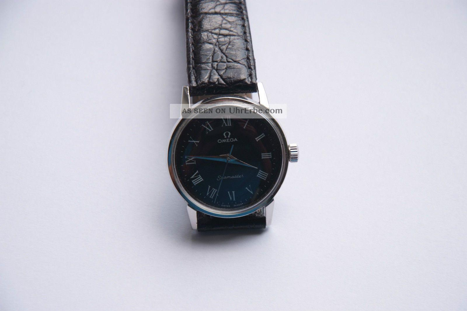Omega Seamaster Armbanduhren Bild