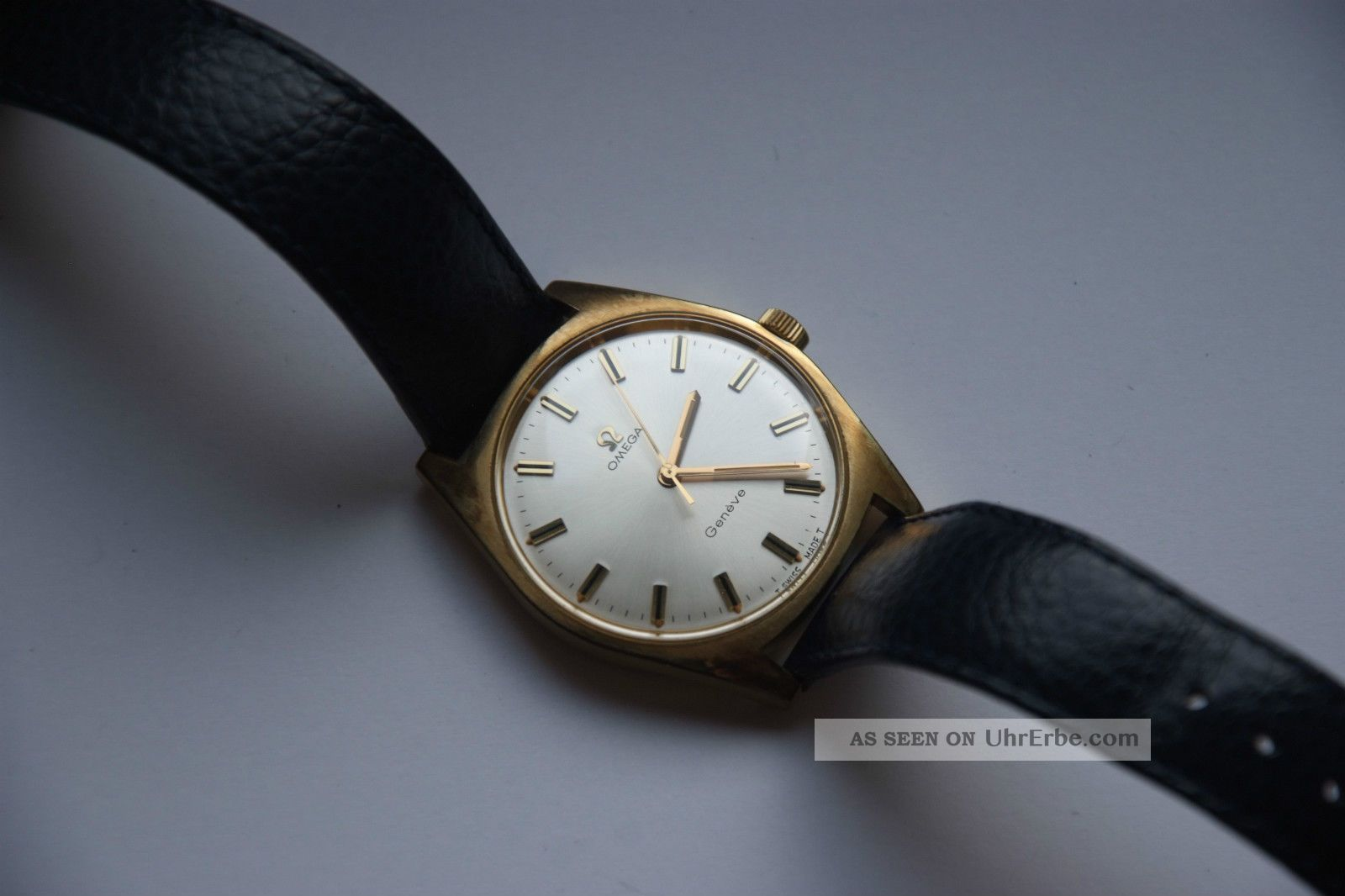 Omega Geneve Armbanduhren Bild