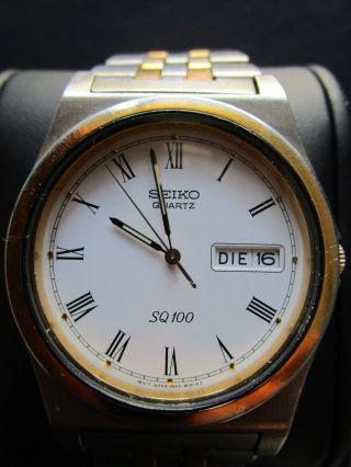 Uhr / Herrenuhr / Damenuhr / Seiko Bild