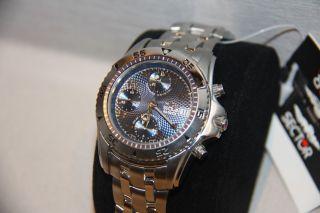 Sector 650 Automatic Chronograph Uhrwerk Valijoux 7750 Und Ungetragen Bild