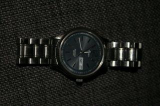 Timex Herren Indiglo Inkl.  Datum Und Beleuchtung Bild